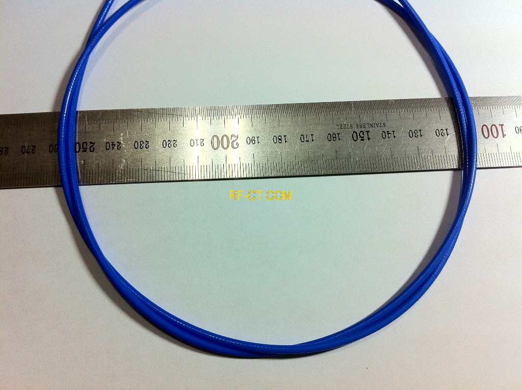 MF085 cable diameter