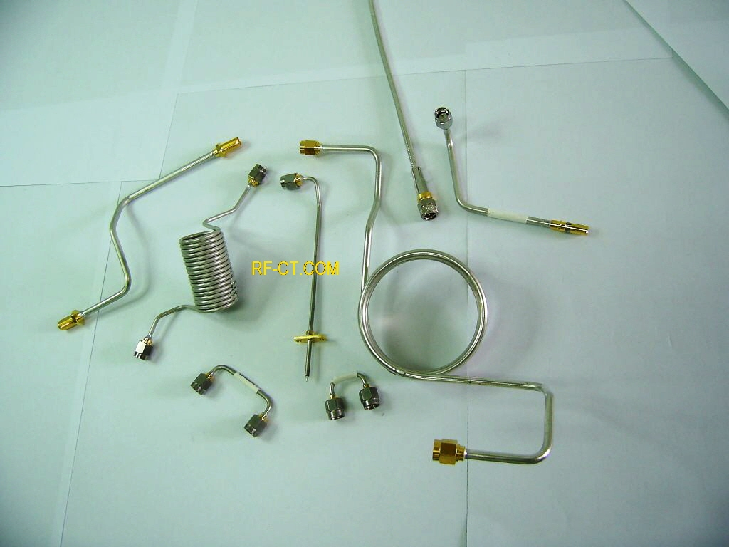 Semi Rigid 047 cable assembly