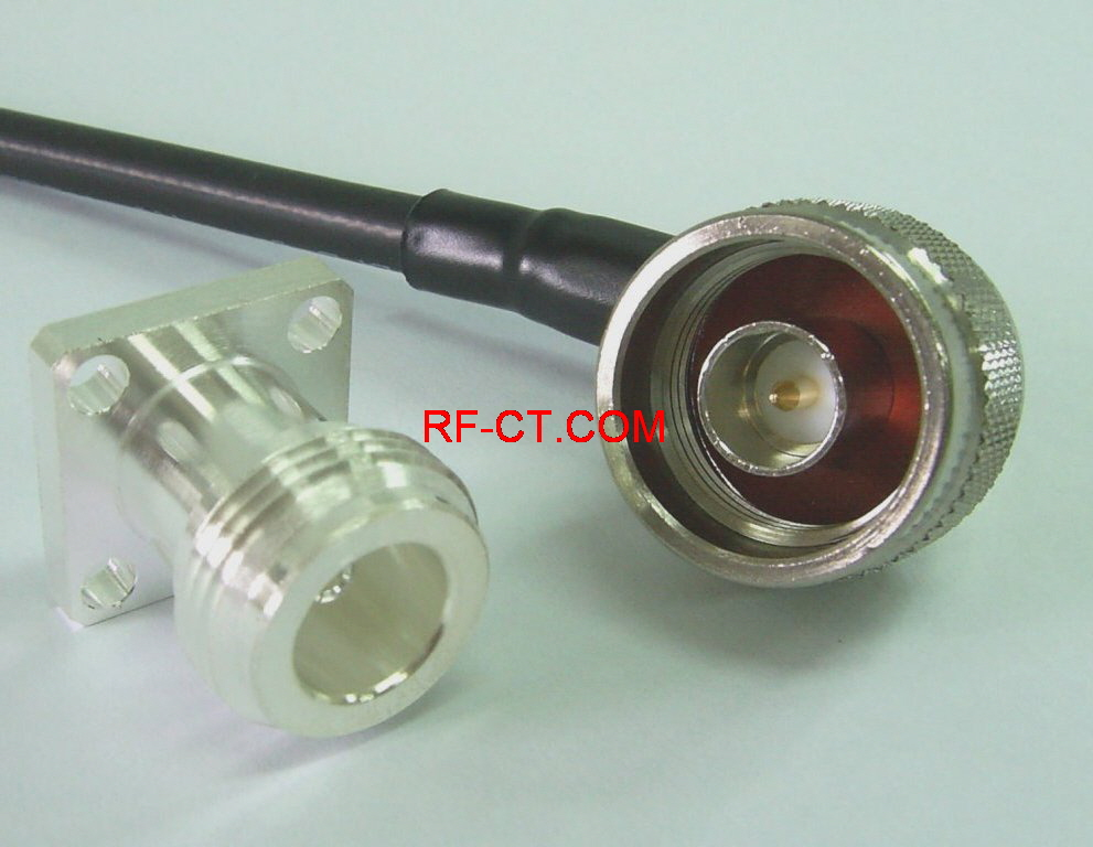 N Type Connectors Rf Coaxial Series Why Rf Connectors